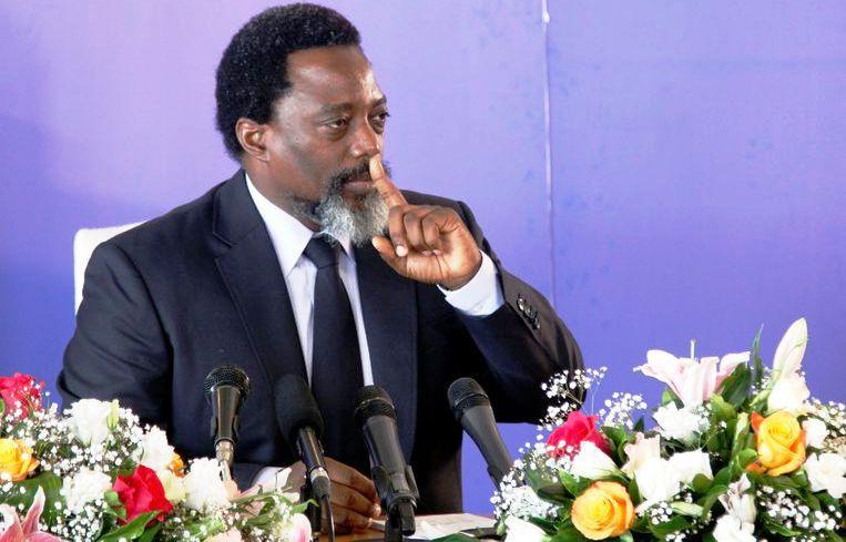 Discours au congrès : Voici les 5 faits qui prouvent que Kabila ne veut pas quitter pouvoir