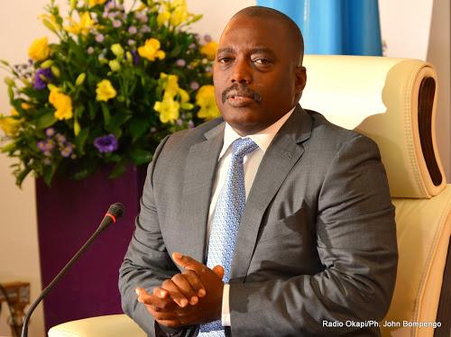Crise-RDC: Joseph Kabila contraint de quitter le pouvoir dans un mois