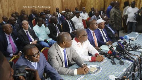 RDC : L'opposition met en garde contre toutes velléités de conclure des accords avec le président Joseph Kabila