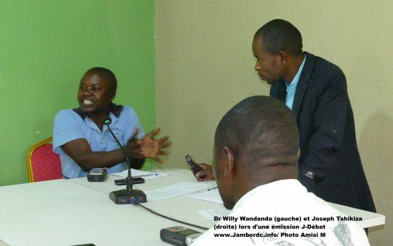 Willy Wandanda (CCU) : « Le non-retour de KATUMBI ne signifie que l'accord n'est pas en train d'être respecté »