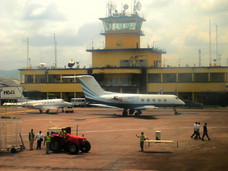 Jean-Pierre Bemba pose ses valises à Kinshasa ce matin