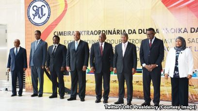 Angola : La situation en Rdc s'invite au sommet régional à Luanda le 14 août