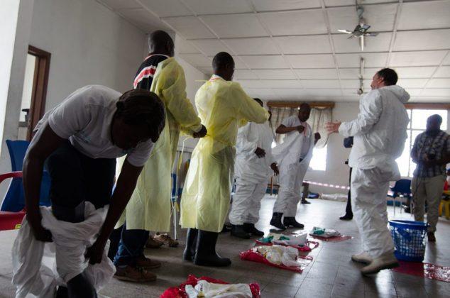 Nord-Kivu: lancement de la vaccination contre Ebola ce mercredi 08 août