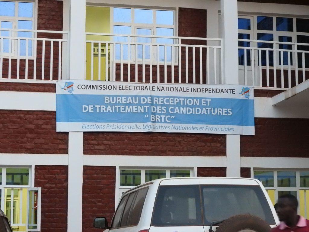 Députation nationale :  5 dossiers reçus par la CENI Sud-Kivu