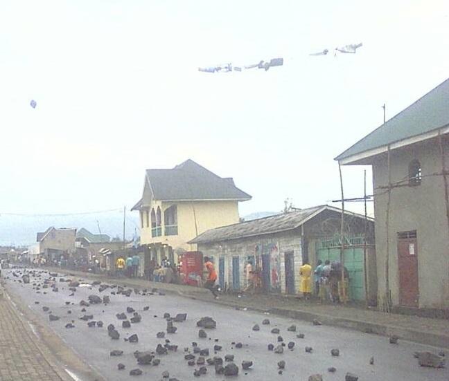 Bukavu: Deux personnes froidement abbatues à Camp TV mercredi soir (sociv)