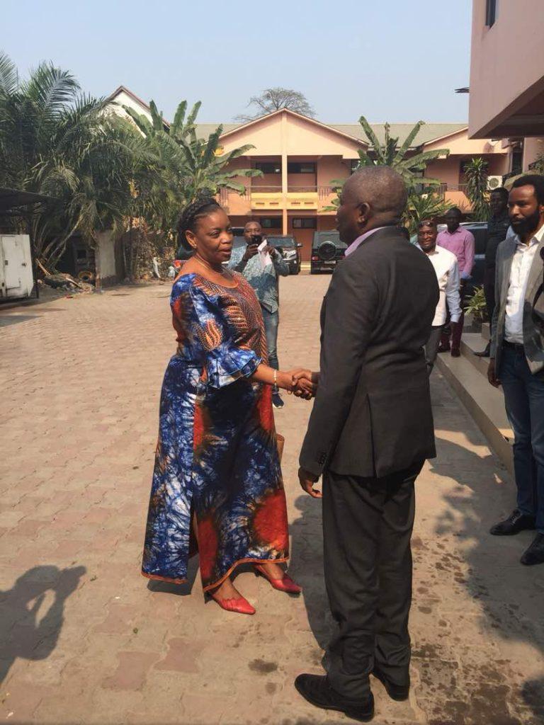 Rdc: Kamerhe-Bazaïba-Tshisekedi réfléchissent sur la possibilité d'une candidature unique de l'opposition