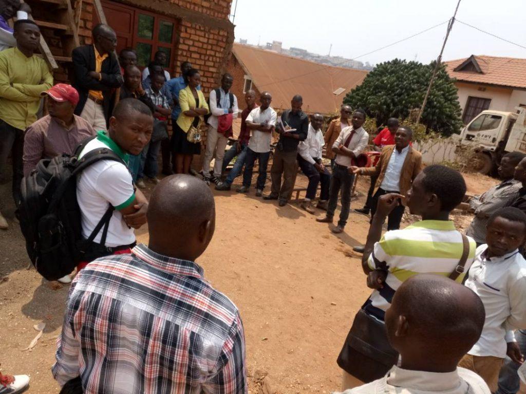 Bukavu: Des nouveaux animateurs à la tête de la société civile sous noyau Nkafu