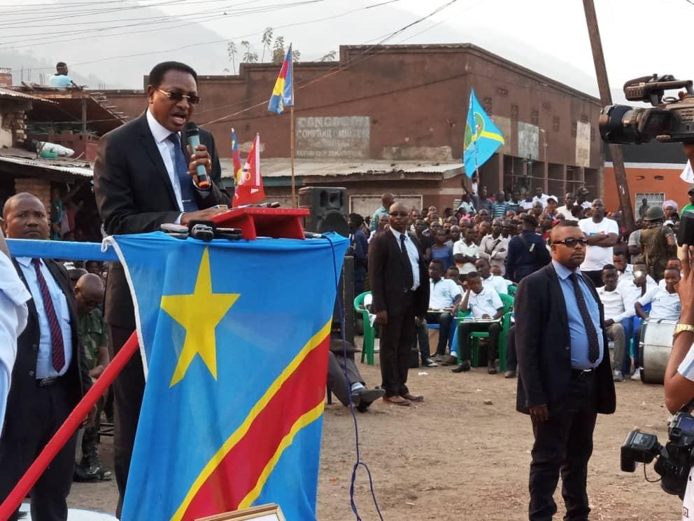 Sud-Kivu: Uvira déclarée nouvelle ville par Bruno Tshibala