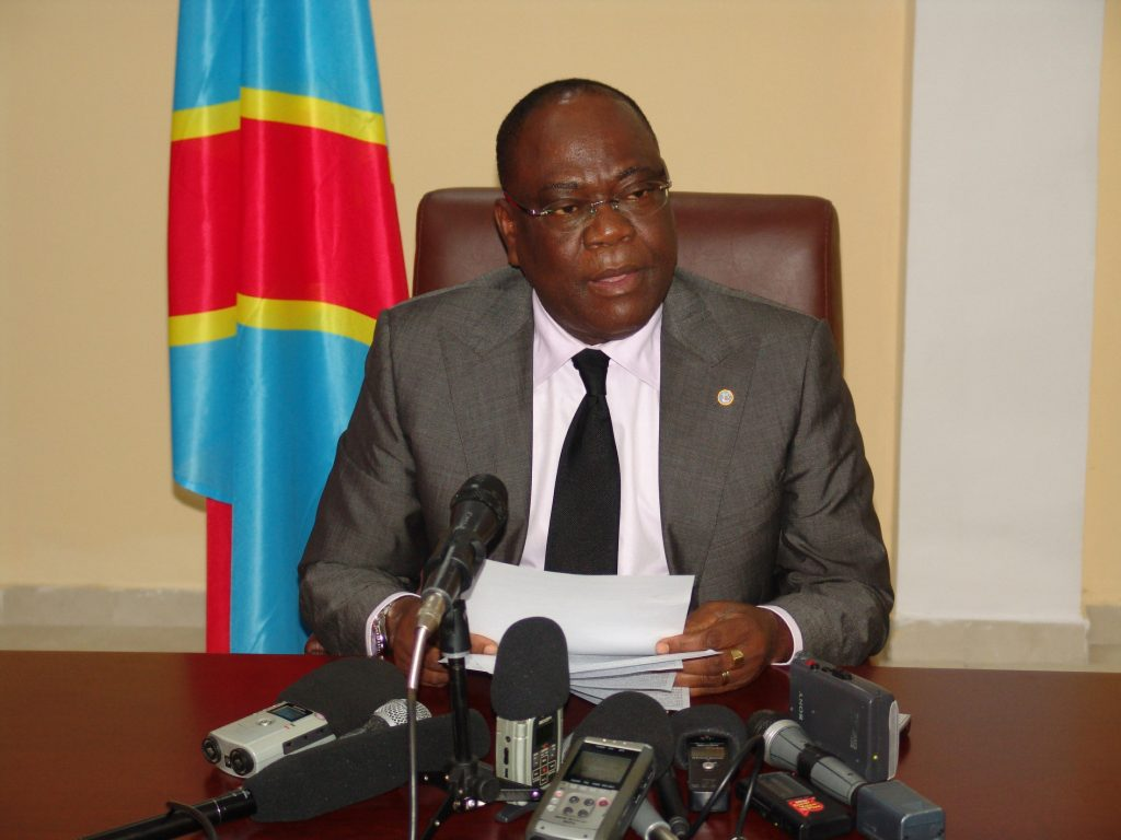 Présidentielle-RDC : Kin-Key Mulumba dépose, Bulambo Kilosho recuse