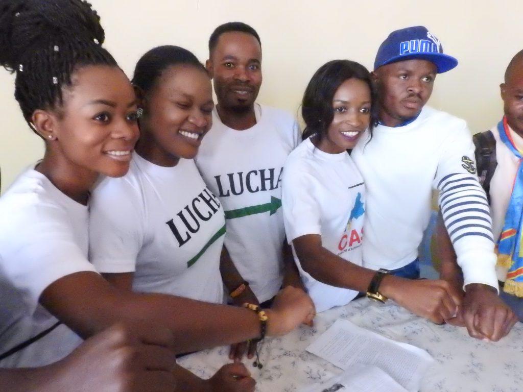 Sud-Kivu : La LUCHA mobilise au tour de 7 exigences pour une alternance démocratique