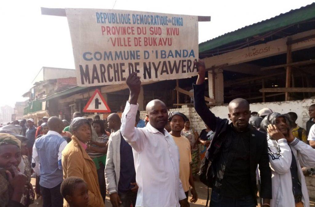Bukavu : Discussions en cours entre les autorités provinciales et le comité syndical de Nyawera