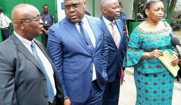 RDC: L'opposition menace recourir  à l'article 64 en cas de parodie d'élections