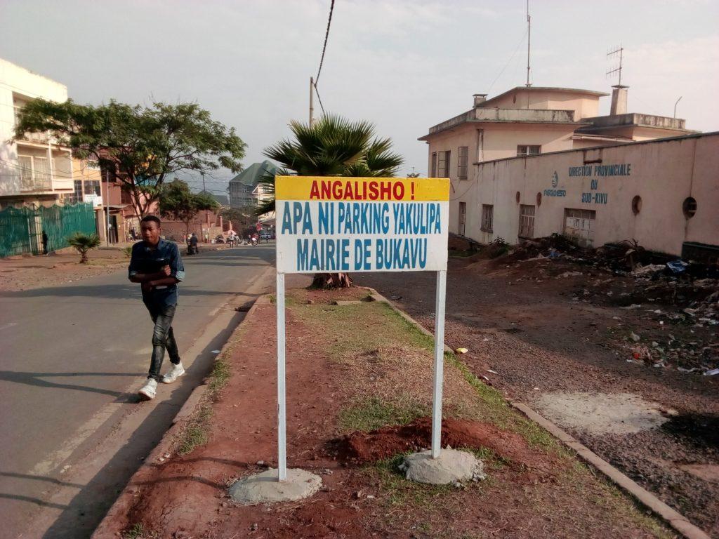 Taxe sur stationnement à Bukavu : Ce que payent les véhicules par minute