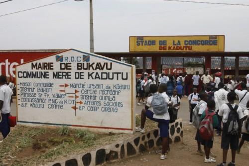 Bukavu: Une personne blessée par balle et des biens emportés à Kadutu ce samedi 15 septembre à  19 heures