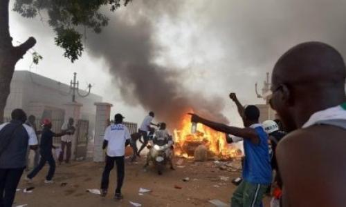 Bukavu: les victimes d'incendie de maisons à Kadutu toujours sans assistance