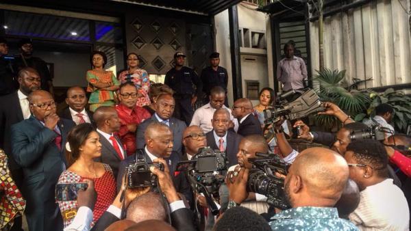 Rdc: L' opposition réaffirme la participation de ses candidats exclus à la présidentielle 2018