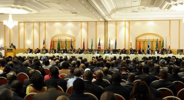 SADC: l'Afrique du Sud passe la présidence tournante à la Namibie ce vendredi