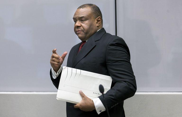 La CPI condamne Jean-Pierre Bemba à 12 mois de prison