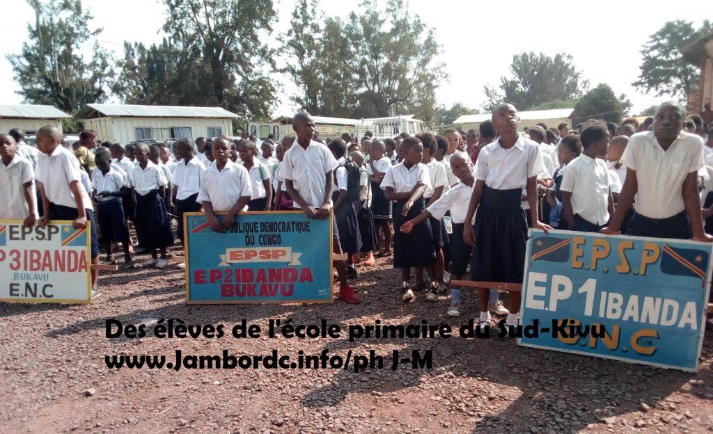 Sud-Kivu : La collecte des fonds pour appuyer l'éducation des enfants vulnérables a débuté à Bukavu