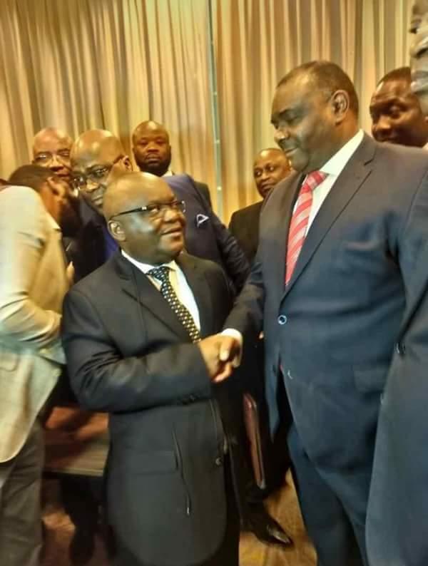 Politique: Bemba, Mbusa et Tshisekedi les grands absents de la rencontre de l'opposition ce mardi en RSA