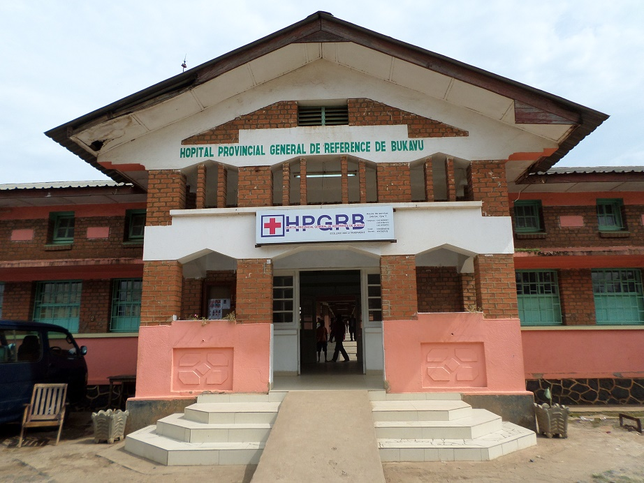 Bukavu : Hôpital Général de référence de Bukavu, calvaire des malades