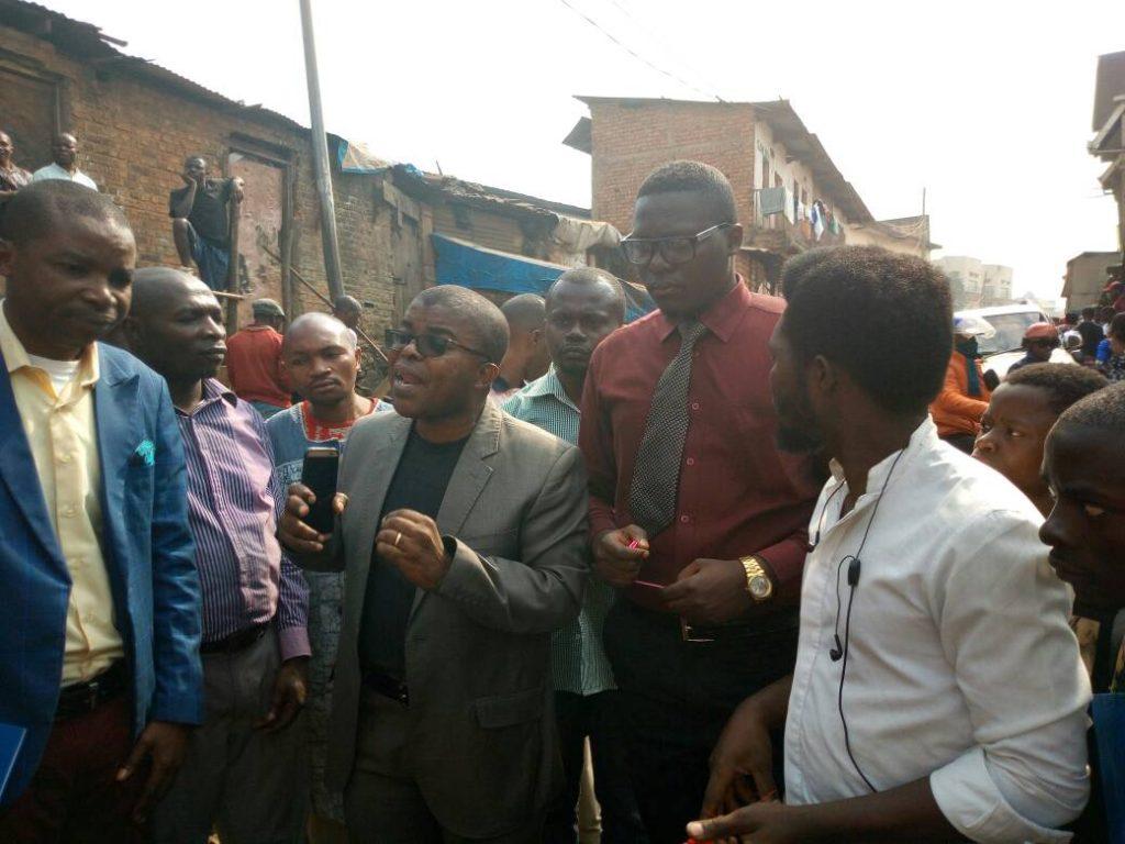 Bukavu: La mairie épouse la lutte de la société civile contre le dépotoir du marché Nyawera