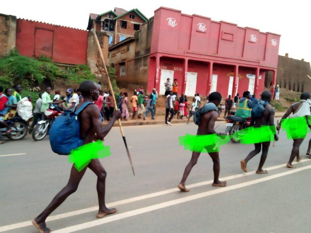 Nord-Kivu : 6 présumés Maï-Maï, armés et nus, arrêtés  dans la ville de Butembo