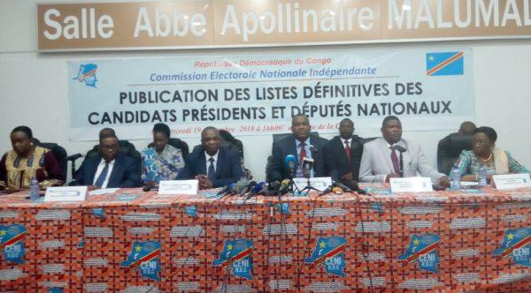 Corneille Naanga: «… Les élections ne constituent qu'un point de départ et non un point d'arrivée».