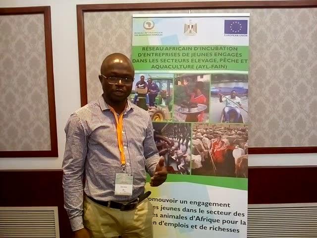 AYL-FAIN : Josué Aruna accrédité à diriger les actions du réseau en RDC