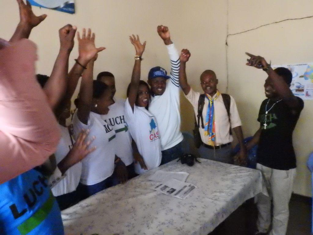 « Le Congo est grand et demande de nous la grandeur », Flavien Zigashane (Lucha)