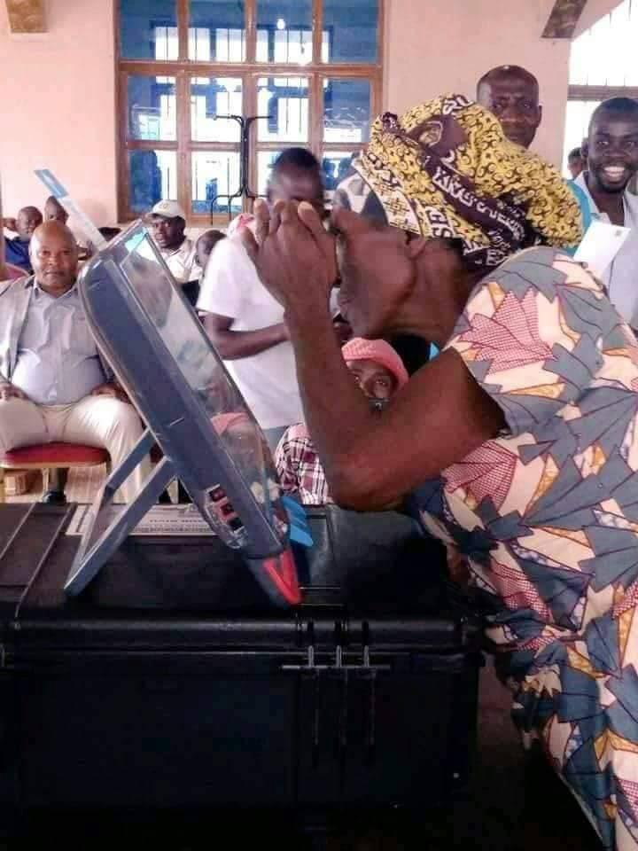 Sud-Kivu : La FSC promet d'entérer la machine à voter le mardi 18 septembre à Bukavu