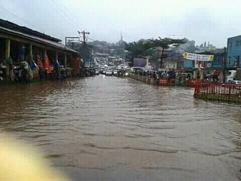 Edito: Campagne électorale, quand la pluie s'en mêle!