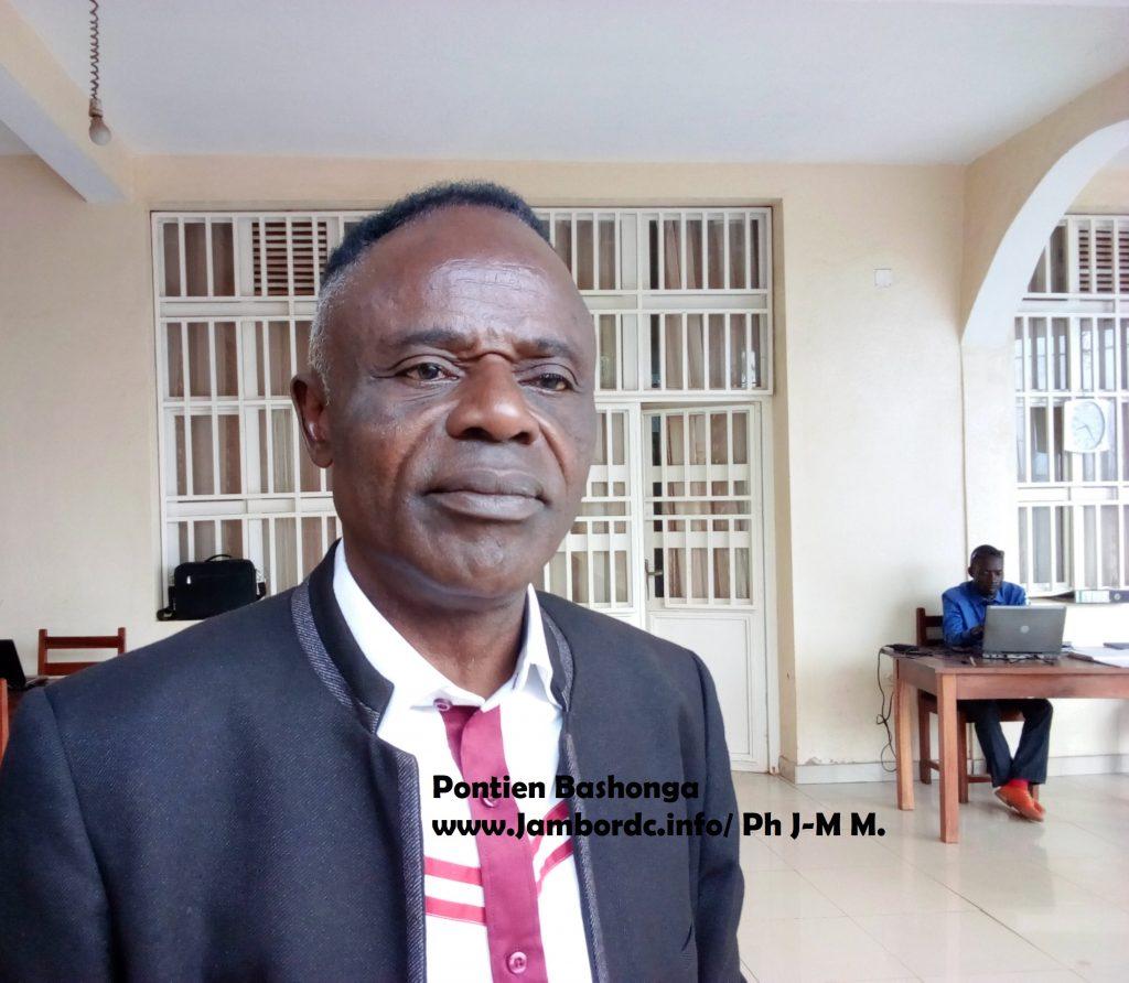 Médias : Pontien Bashonga salue le travail du journal Jambordc.info