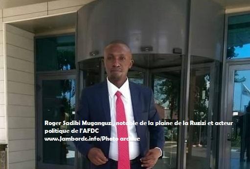 Insécurité à Kamanyola : Roger Sadiki plaide pour un dialogue communautaire
