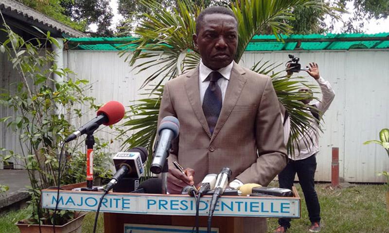 Rdc: La démarche de la CENCO auprès de la SADC paraît insolite, selon la MP