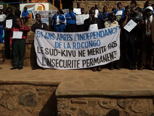 Bukavu : La société civile plaide pour la professionnalisation des services de sécurité