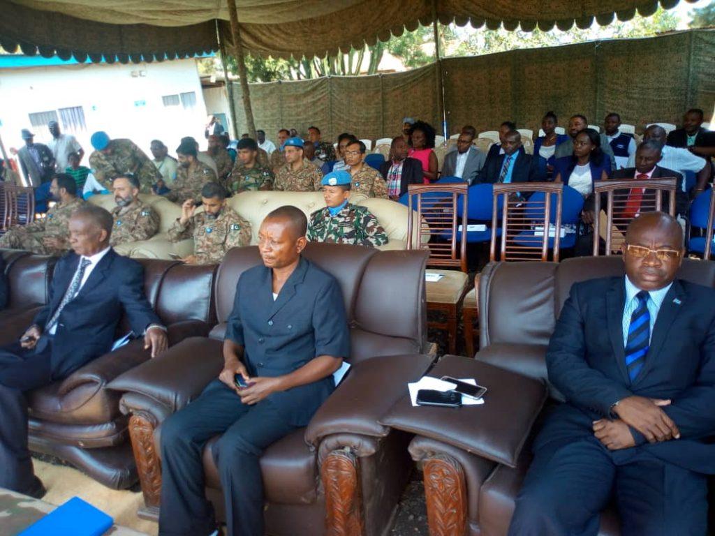 Sud-Kivu : Le gouvernement annonce la création d'un cadre de concertation sur la sécurité de la province