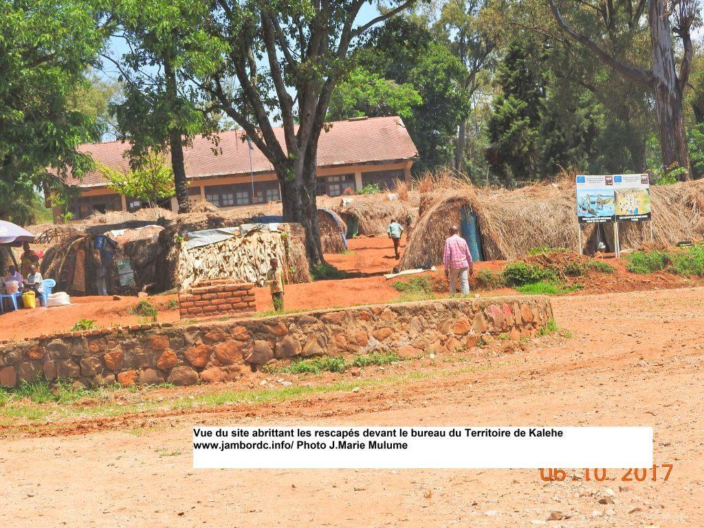 Sud-Kivu : La NDDIKA déplore la dégradation de la situation sociale des sinistrés de Kalehe et plaide pour leur assistance