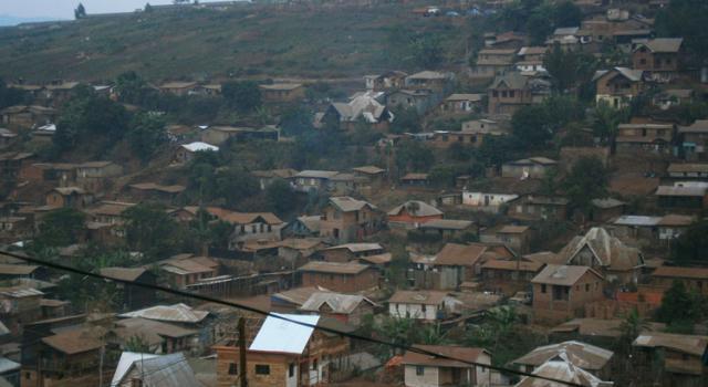 Bukavu: un mort dans un éboulement de terre sur l'avenue Albert Kayabu ( sociv)