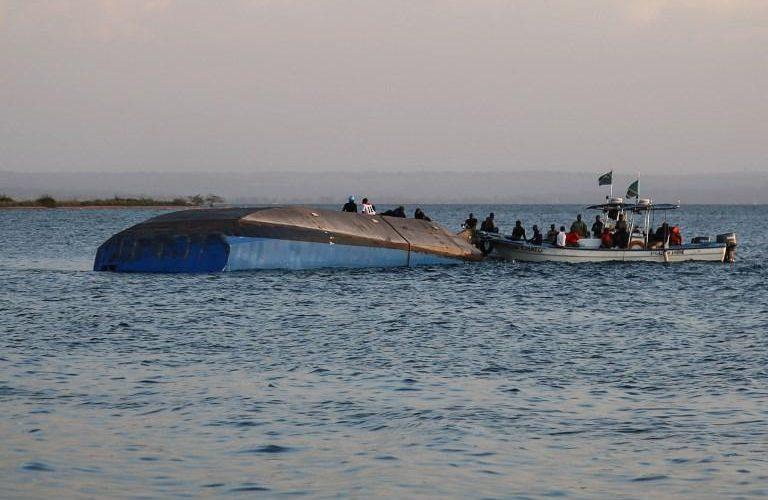 Transport: Naufrage d'un navire transportant 13 passagers au large des côtes tanzaniennes