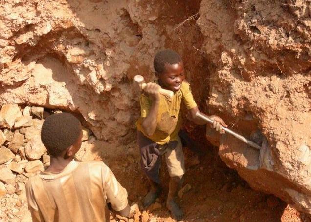 Idjwi : la campagne de riposte contre l'utilisation des  enfants dans des travaux lourds débute  en novembre prochain, (asbl CDDHE)