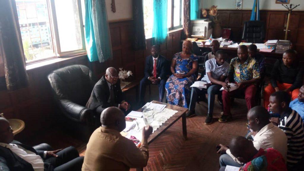 Bukavu: Plaidoyer de la société civile pour l'implication de l'autorité urbaine dans la sécurisation de la population
