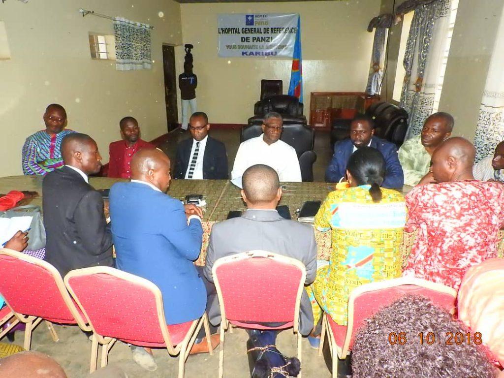 Bukavu: Ce que le Dr. Mukwege a dit à la société civile ce samedi à Panzi