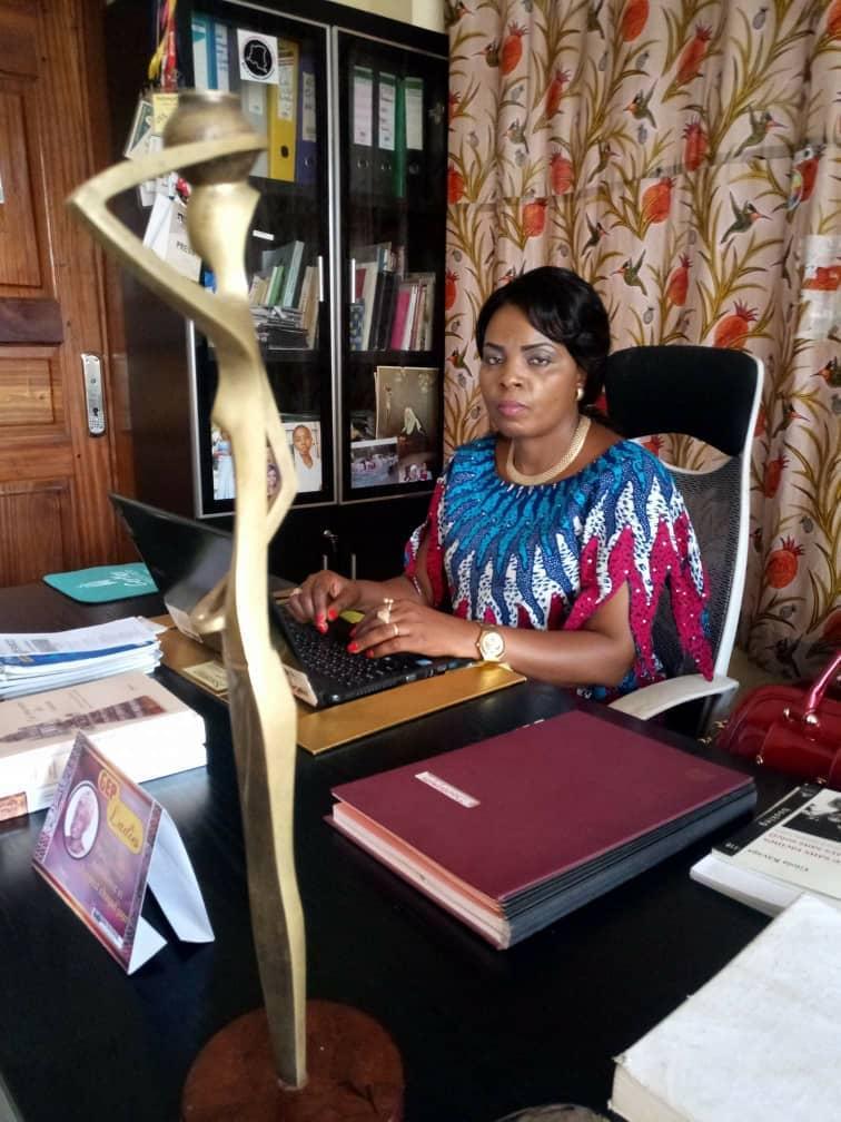 Sud-Kivu: L' éditrice du journal Le Souverain Libre Solange Lusiku tire sa révérence à Kinshasa