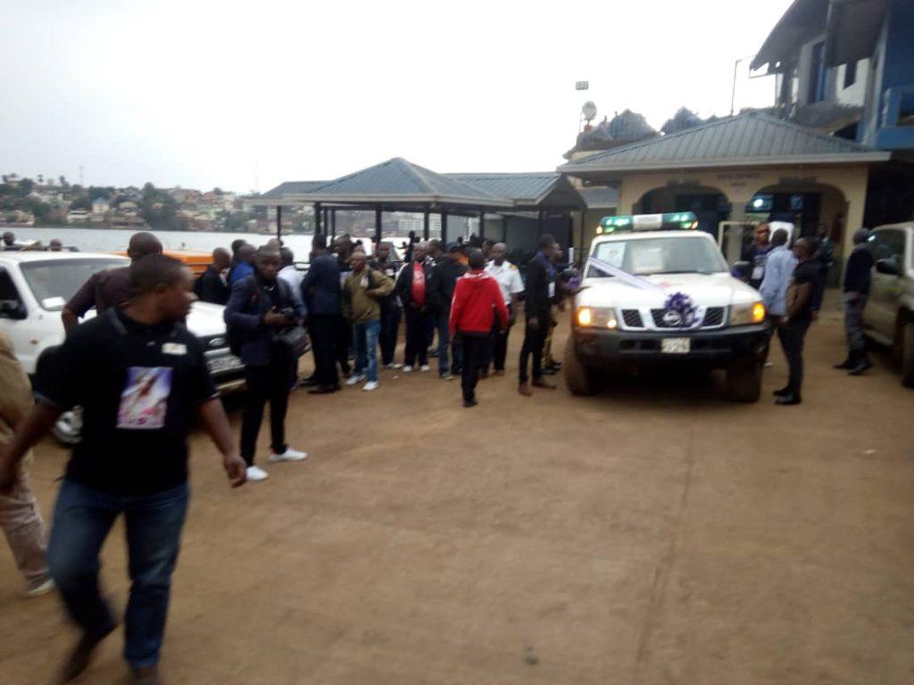 Médias : Voici l'arrivée de la dépouille de Solange Lusiku à Bukavu en images(reportage)