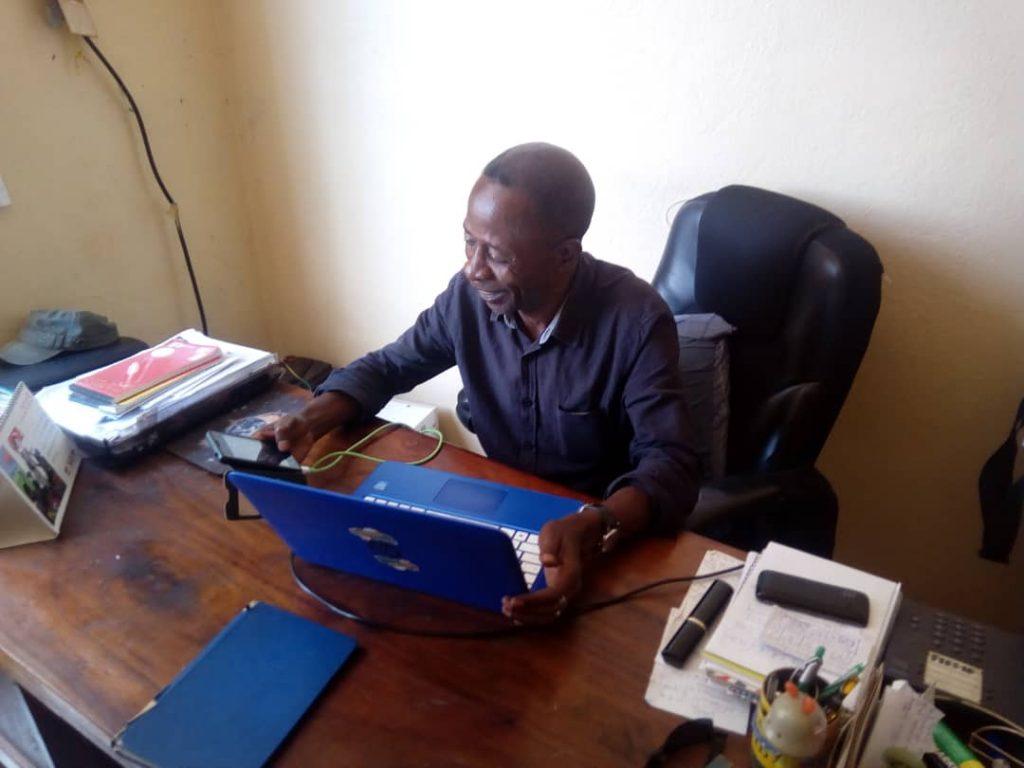 Bukavu : J.M TUBIBU plaide pour une formation de la jeunesse avant les élections pour avoir un bon changement