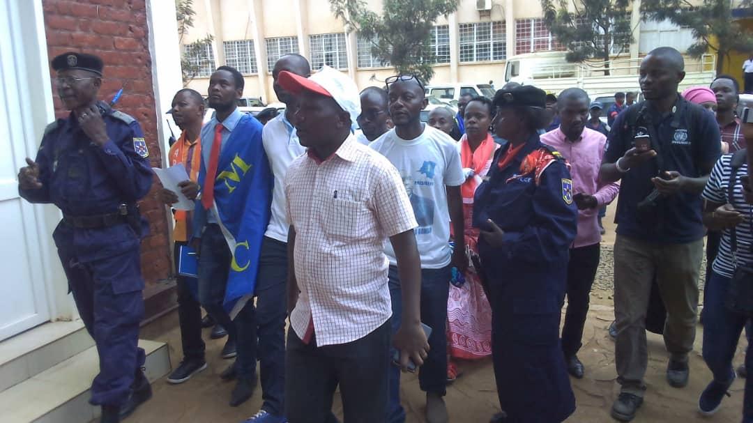 Direct-Bukavu: Une délégation de l'opposition autorisée à se rendre à la Ceni pour le dépôt du mémo