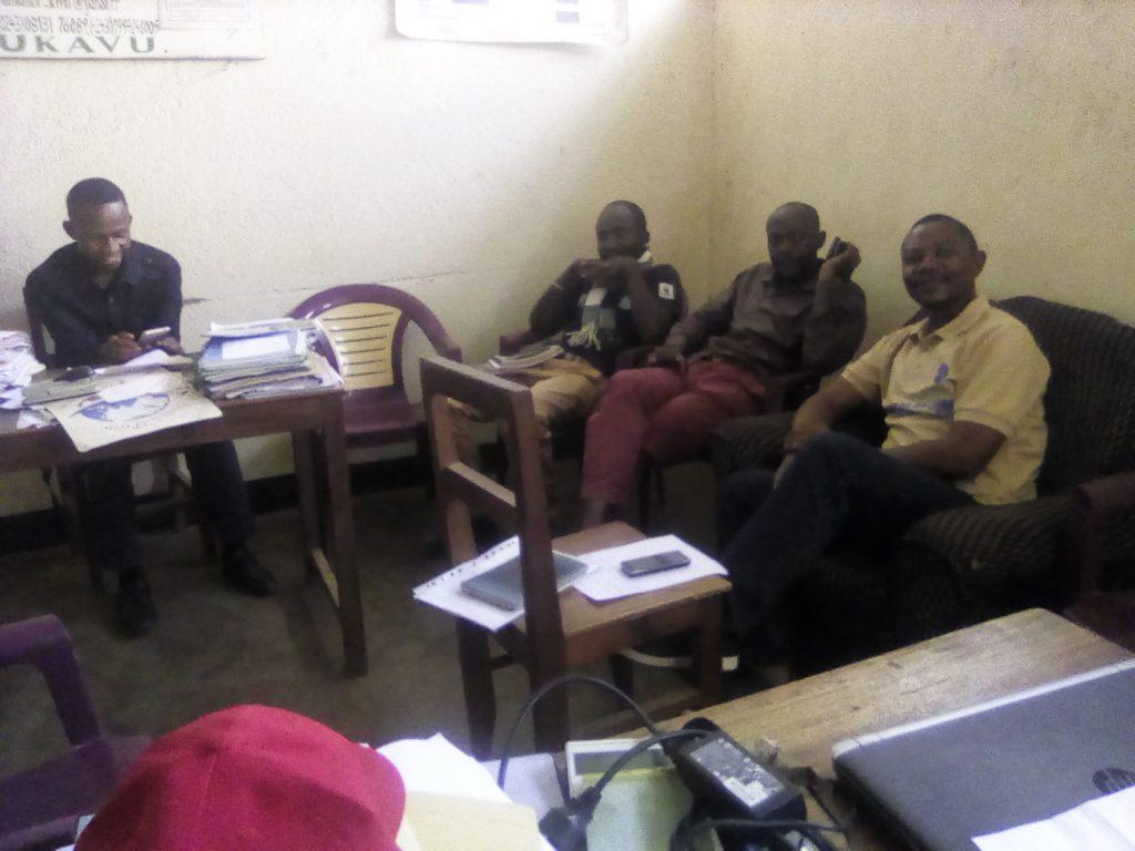 Bukavu: L'Udps co signataire de la lettre d'information adressée au maire pour la marche contre la machine à voter vendredi