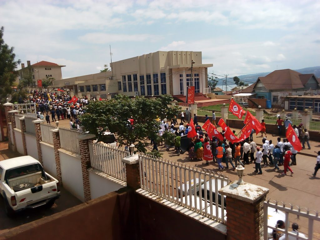 Bukavu: Une marche du Pprd tourne au vinaigre à La botte ce mardi