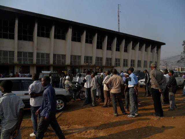 Bukavu: Une mauvaise installation électrique à la base de l'incendie d'une école de musique